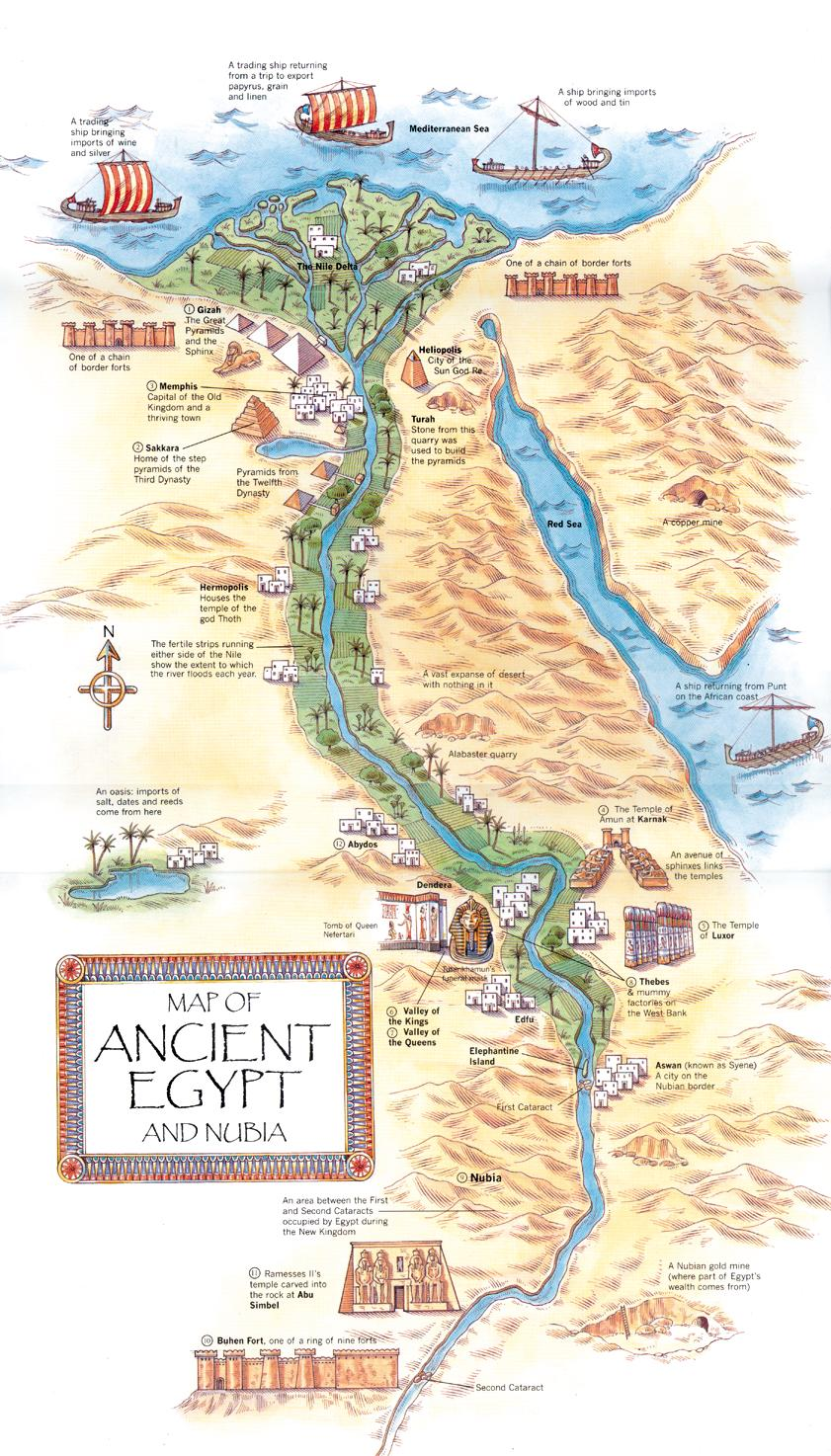 Ancient and Modern Egypt - Union College\'s Egypt Miniterm